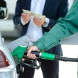 Petrol filling station — Stock Photo #57245591