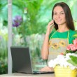 Florists — Stock Photo #57302229