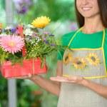 Florists — Stock Photo #57302655