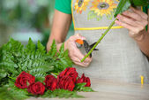 Florists — Stock Photo