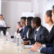 Business conference — Stock Photo #57621679