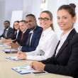 Business conference — Stock Photo #57621895