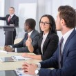 Business conference — Stock Photo #57622055