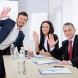 Business conference — Stock Photo #57622135