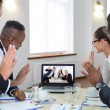 Business conference — Stock Photo #57622143