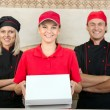 Pizzeria — Stock Photo #58152769