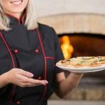 Pizzeria — Stock Photo #58154255