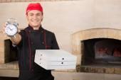 Pizzeria — Stock Photo