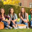Students — Stock Photo #58197017