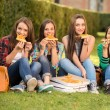 Students — Stock Photo #58197043