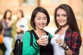 Studenti — Stock fotografie