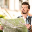 Tourists — Stock Photo #58212499