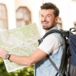 Tourists — Stock Photo #58212573