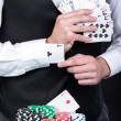 Poker — Stock fotografie #58217247