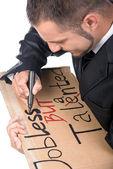 Hledáte práci — Stock fotografie