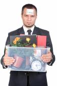 Looking for a job — Stock Photo