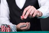 Poker — Stock Photo