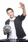 DJ. Disco — Stock Photo