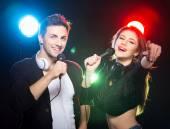 DJ. Disco — Stock Photo