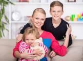 Family — Stock Photo