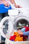 Washing — Stock Photo