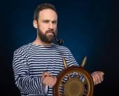 Bearded man — Stock Photo
