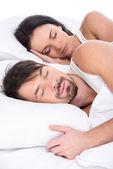 Schlafen — Stockfoto