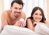 Sex Couple — Stock Photo