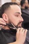Salon fryzjerski — Zdjęcie stockowe