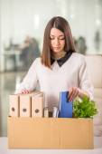 Business move — Stock Photo