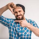 Bearded man — Stock Photo #71720959