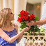 Romantic date — Stock Photo #73322637