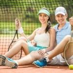 Tennis — Stock Photo #74529457