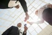 Soluções de negócios — Fotografia Stock
