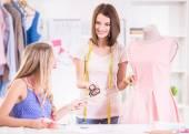 Vasemglassデザイナー ブランドの洋服 — ストック写真