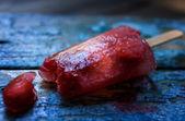 Fruit ice. — Stock Photo