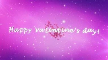 Valentine's day — Stock Video