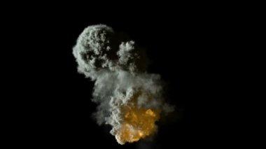 Explosion — Stock Video