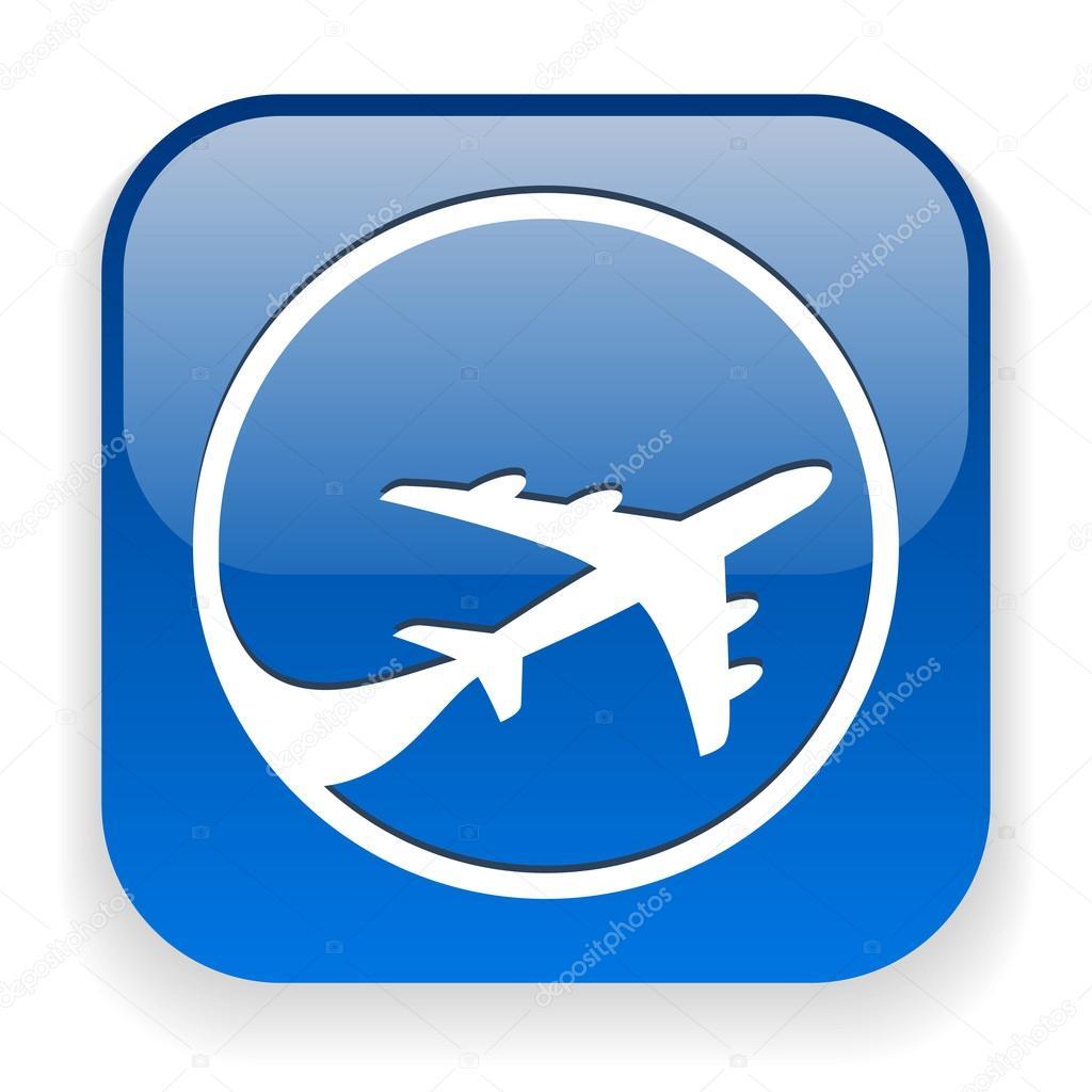 飞机图标 — 图库矢量图像08