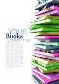 Illustratie boeken. — Stockfoto