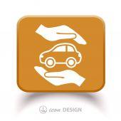 Car icon — Stock Vector
