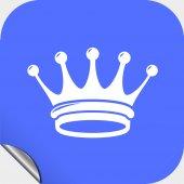 皇冠图标 — 图库矢量图片