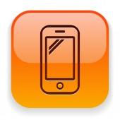 ícone do telefone móvel — Vetorial Stock