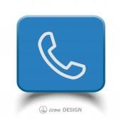 携帯電話の絵文字 — ストックベクタ