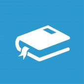 Pictograph of book icon — Vettoriale Stock