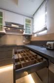 キッチン インテリア — ストック写真