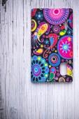 Caixa para telefone inteligente — Fotografia Stock