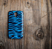 Mobile Phone Cover — Stock Photo