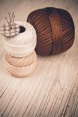 Crochet stuff — Stock Photo