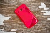 Cubierta del teléfono móvil — Foto de Stock